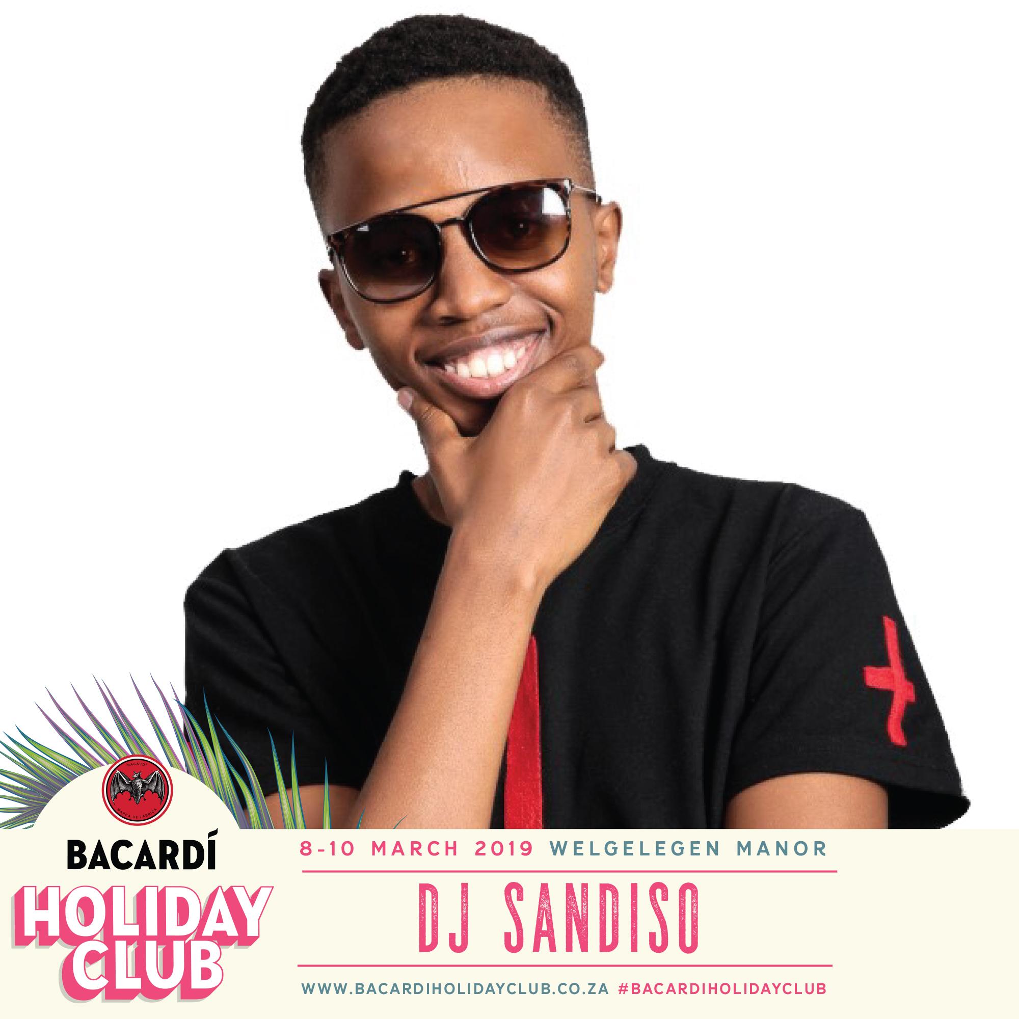 DJ Sandiso